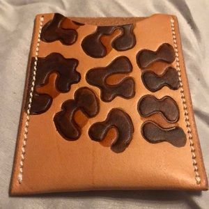 Handbags - Genuine leather card holder